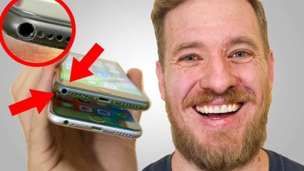 Added Headphone Jack on iPhone 7