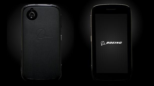 boeingblack most secure smartphone